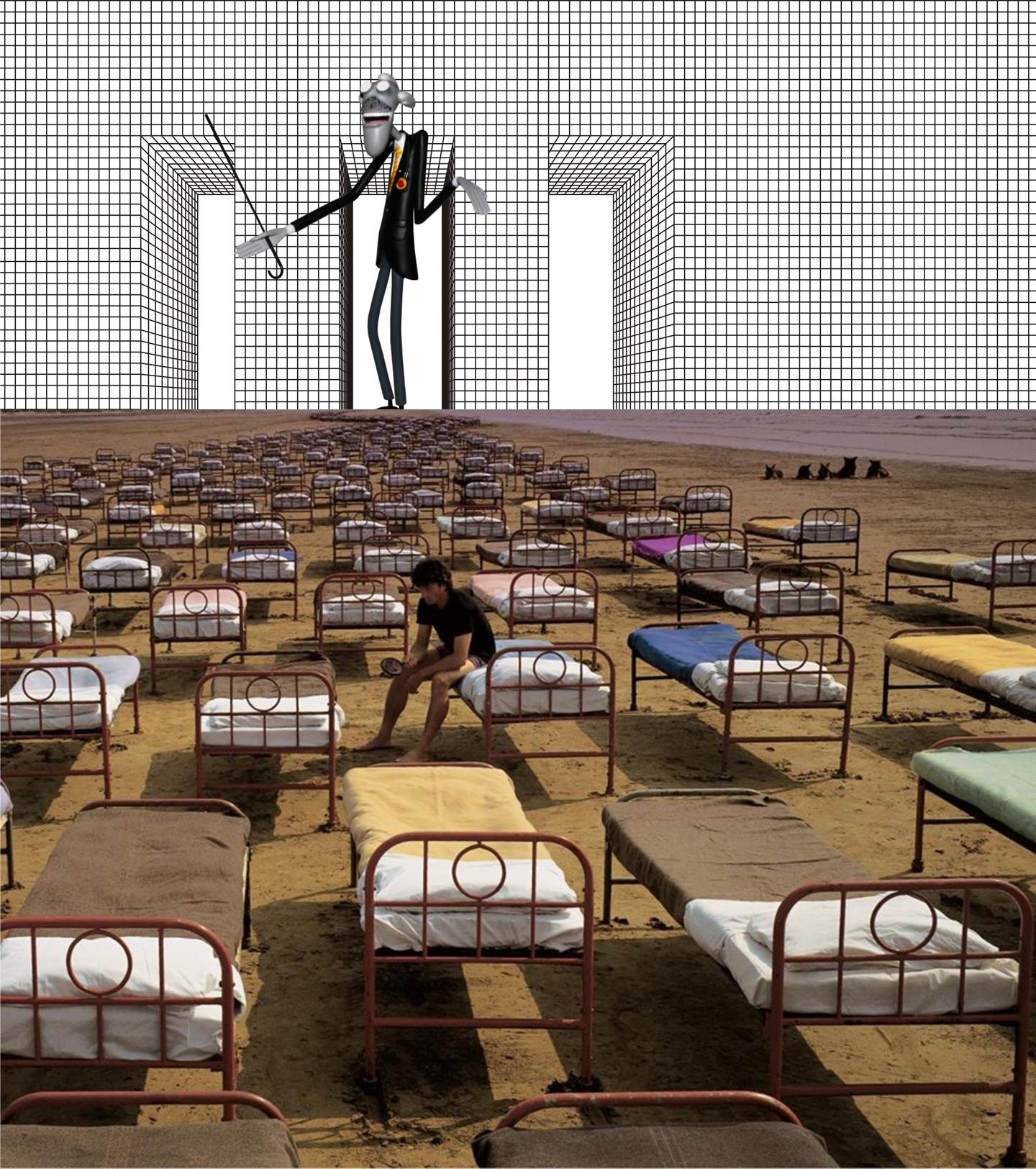 Superstudio meets Pink Floyd, 2015